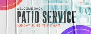 Welcome Back Service