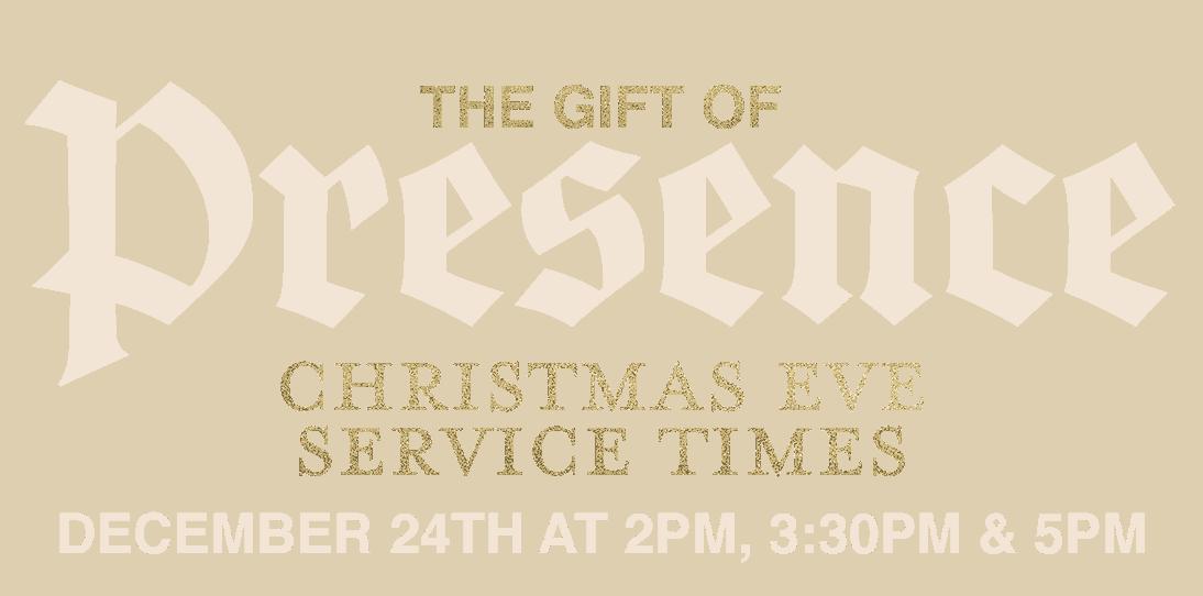 Christmas Eve Services Costa Mesa